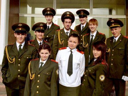 "Выпуск - 2014, СКВП ""Беркут"""