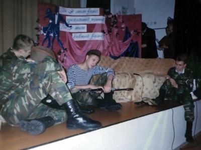 Вечер военной песни